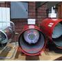Turbo Calefactor Industrial Automatico A Gas 35000kcal Cañon