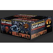 Torta Halloween - Pirotecnia - Fuegos Artificiales