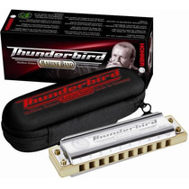 Armonica Hohner Thunderbird Llf Con Estuche Individual