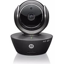 Cámara Monitor Video Motorola Hd Wifi Mic Infrarojo Bidirecc