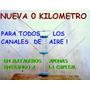 Antena Para Tv Television Canales De Aire Analogica Vhf 4 El