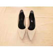 Zapatos Vittoria Color Blancos, Nuevos!!!!!!