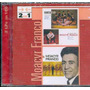 Moacyr Franco 2 Discos En Un Cd Original De Coleccion Total