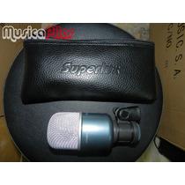 Microfono De Bombo Superlux Pro218a. Musicapilar