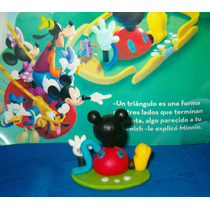 Lote 10 Souvenir De La Casa De Mickey Mouse