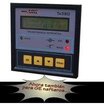 Transferencia Automática Ta380 Para Grupo Electrógeno