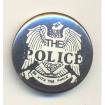 The Police - Pin - Set De 2