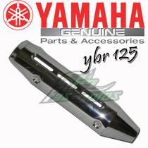 Cubre Escape Yamaha Ybr 125 Original Fas Motos
