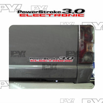 Calco Ford Ranger Power Stroke 3.0 Electronic - Calcomania-