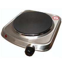 Anafe Cocina Eléctrica Acero Inoxidable 1500 Watts// Calidad