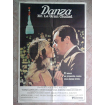 Danza En La Gran Ciudad 1682 Afiche De 1.10 X 0.75
