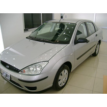 Ford Focus 1.6 Ambiente Plus 4 Puertas Impecable Esatdo