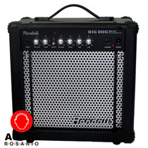 Randall Rbd25t Ampli Guitarra 25w Edicion Limitada