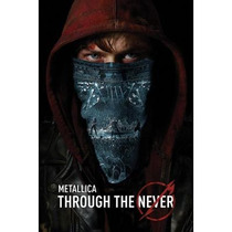 Metallica Through The Never The Film 2dvd Oferta Nuevo