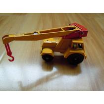 Matchbox Lesnet Taxi Jumbo Crane Autito De Coleccion