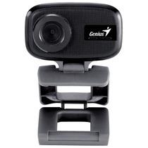 Camara Web Genius Facecam 321 Vg Con Microfono Para Notebook