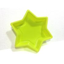 Molde De Silicona Forma Corazón Y Estrella