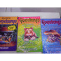 Lote 3 Libros En Inglés Goosebumps Escalofrios R L Stine Pal