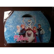 Cotillon Personalizado Frozen, Rapunzel, Violetta, Plim Plim