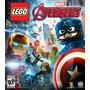 Lego Marvel Avengers Juego Steam Pc Español Platinum