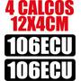 Calco Casco Moto Reglamentaria