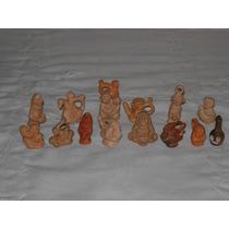 Gran Lote De Huacos De Ceramica Miniatura Motivos Eroticos