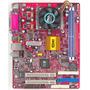 Mother + Micro P4 Amd Socket 462 Usados Garantia X Congreso