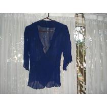 Camisa Mujer Cruzada