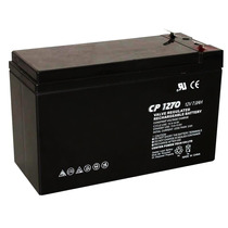 Bateria De Gel 12v 7ah Recargable P/ Alarma Ups Iluminacion