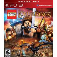 Juego Ps3 - Lego El Señor De Los Anillos - Lord Of The Rings