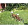 Bicicleta Rodado 20 En Muy Buen Estado ¡no Te La Pierdas!