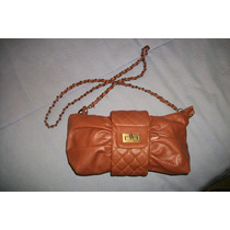 Hermosa Cartera Color Suela .impecable1