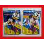 Mini Libros Souvenirs Toy Story Princesas Kitty Angri Birds