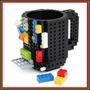 Taza Lego Rasti Diseño Escritorio Vaso