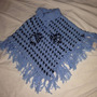Ponchos Tejidos Al Crochet