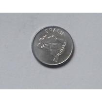 Moneda De Brasil 10 Cruzeiros 1984