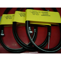 Gilera 150 Dkw 125 150 Jgo Cables Embrague Acel Freno