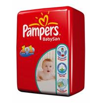 Pañales Pampers Babysan Pequeño