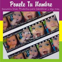 Foto Iman Rollo Personalizado Calidad Fotograf Cumple Y Boda