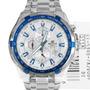 Reloj Casio Edifice Ef-539d-7a2 Cronometro Vettel Red Bull