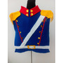 Disfraz De Granadero Pechera Pañolenci Para Niños Brovillnet