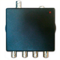 Distribuidor De Video Splitter Amplificador 1x4 Compuesto