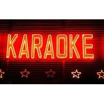 Pack 1000 Video Karaokes Actuales Sin Voz 2017 Dvd O Bajada