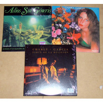 Charly Garcia Sui Generis Lote De 3 Cds Mini Lps