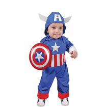 Disfraz Bebé Capitán América,mujer Araña,animalitos!!!
