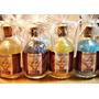 10 Souvenir Crisoles Sales Aromáticas Personalizados /48hs