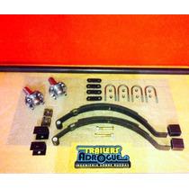 Kit De Trailer Para 650 Kg Basico (fabrica)