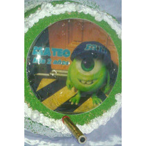 Lamina Comestible Monster University Mike Sully