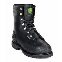 Botas John Deere Black Insulated Miner