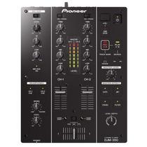 Mixer Pioneer Djm-350 2 Ch Efectos Grabacion En Vivo Eq 3 Ba
